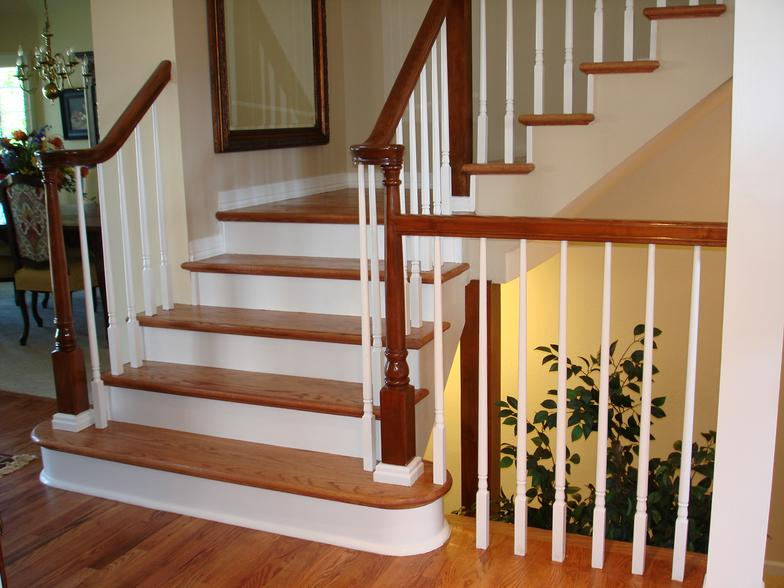 Gorgeous Wooden Handrail For Stairs A Plus Stair And Rail Inc Denver CO